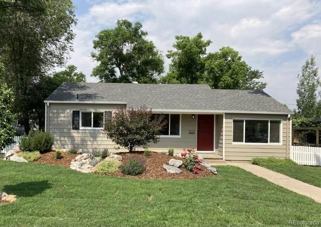4055 S Grant Street, Englewood, CO 80113 (#4175201) :: The HomeSmiths Team - Keller Williams