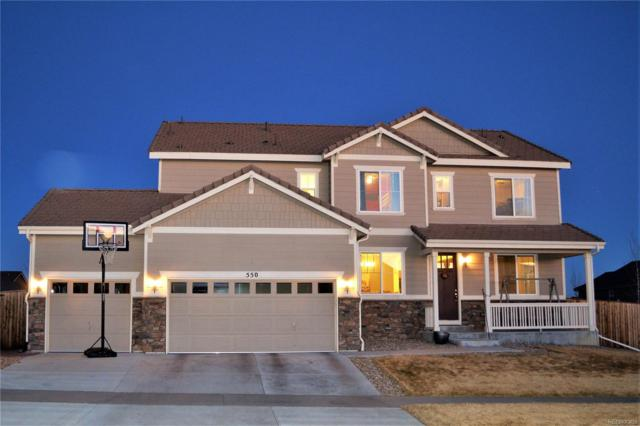 550 N 45th Avenue, Brighton, CO 80601 (MLS #4175273) :: Bliss Realty Group