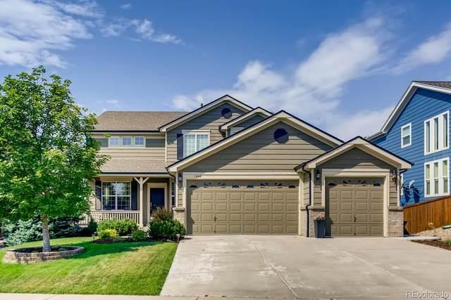 1006 Orion Way, Castle Rock, CO 80108 (MLS #4175349) :: Kittle Real Estate