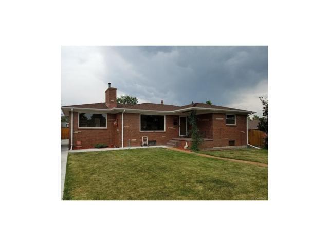 3389 W Belmont Avenue, Littleton, CO 80123 (MLS #4175418) :: 8z Real Estate