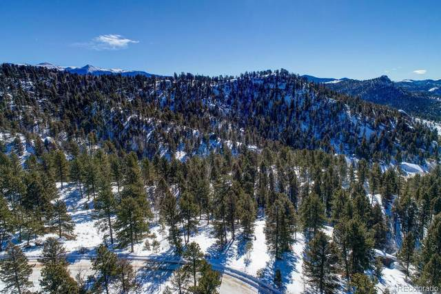 2264 N Mountain Estates Road, Florissant, CO 80816 (#4175953) :: The Gilbert Group
