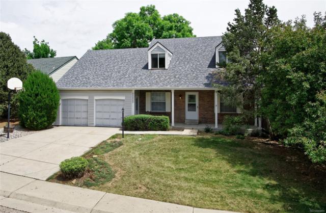 5355 E Briarwood Circle, Centennial, CO 80122 (#4175970) :: Wisdom Real Estate