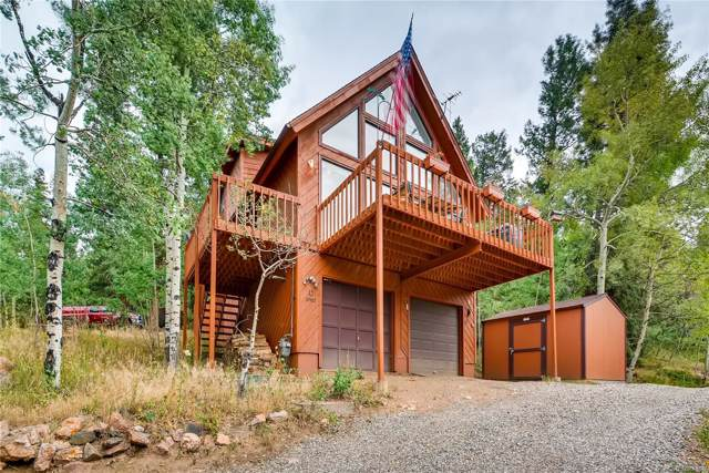31562 Pike View Drive, Conifer, CO 80433 (#4175975) :: The Heyl Group at Keller Williams