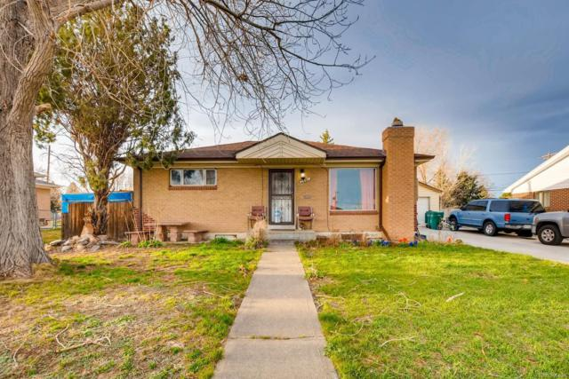 2361 W 73rd Place, Denver, CO 80221 (#4176116) :: The Peak Properties Group