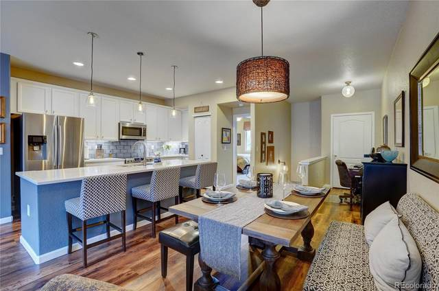 10379 W 55th Lane #203, Arvada, CO 80002 (#4176376) :: Bring Home Denver with Keller Williams Downtown Realty LLC