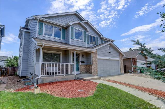 3676 S Huron Street, Englewood, CO 80110 (#4176936) :: Mile High Luxury Real Estate