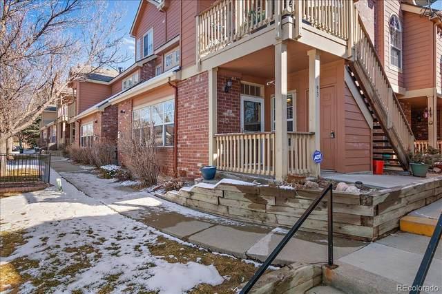 14256 E Whitaker Place #93, Aurora, CO 80015 (#4177080) :: Re/Max Structure