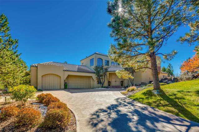 231 Lead King Drive, Castle Rock, CO 80108 (MLS #4177166) :: Kittle Real Estate