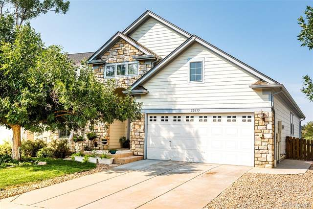 22635 E River Chase Way, Parker, CO 80138 (#4177294) :: The HomeSmiths Team - Keller Williams