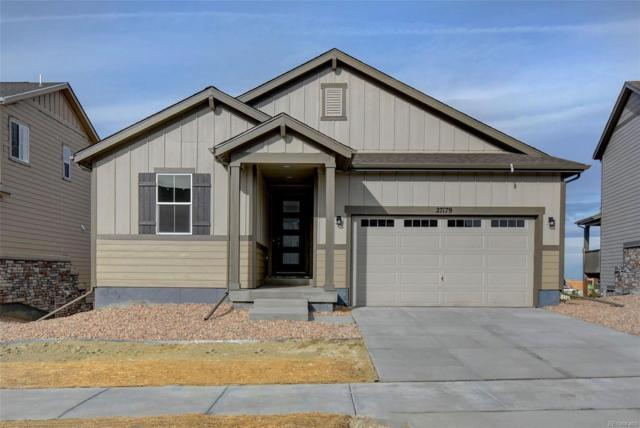 27179 E Fremont Place, Aurora, CO 80016 (#4177370) :: The Heyl Group at Keller Williams