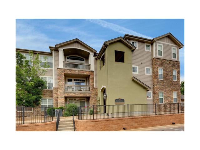 1561 Olympia Circle #203, Castle Rock, CO 80104 (MLS #4177522) :: 8z Real Estate