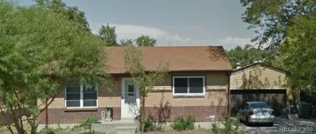 141 E 108th Avenue, Northglenn, CO 80233 (#4177718) :: The Heyl Group at Keller Williams