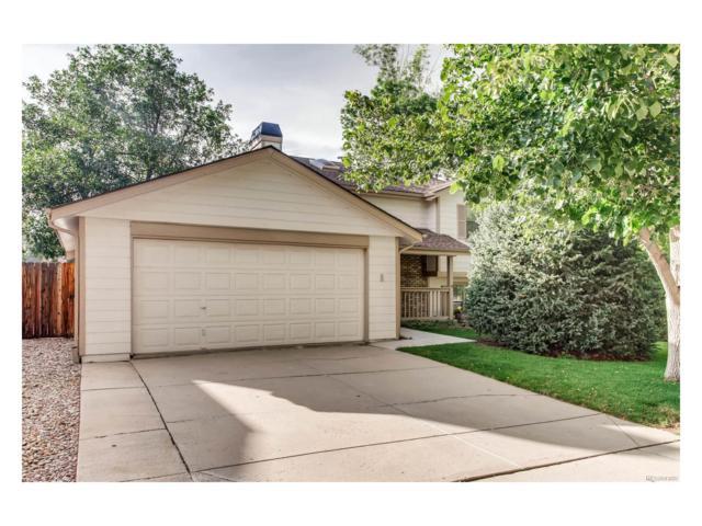 4715 S Zeno Street, Aurora, CO 80015 (MLS #4177734) :: 8z Real Estate