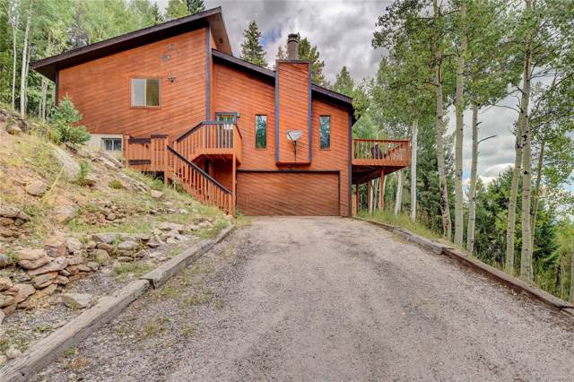 10726 Timothys Drive, Conifer, CO 80433 (#4177918) :: The Heyl Group at Keller Williams