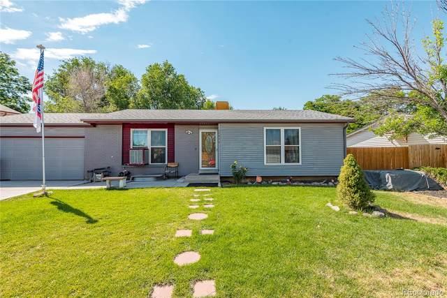 10949 Grange Creek Drive, Thornton, CO 80233 (MLS #4177957) :: 8z Real Estate