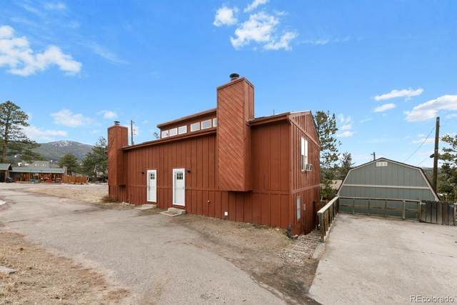 30789 Hilltop Drive, Evergreen, CO 80439 (#4178245) :: Realty ONE Group Five Star