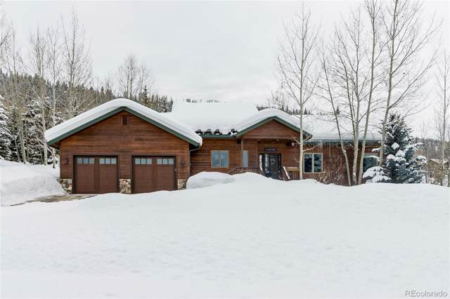 2055 Bear Drive, Steamboat Springs, CO 80487 (#4178512) :: The Griffith Home Team