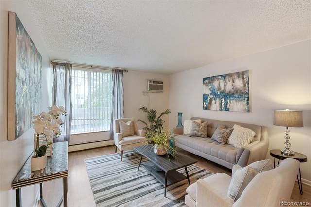 1050 N Lafayette Street #305, Denver, CO 80218 (#4178584) :: Briggs American Properties
