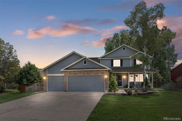 1426 Willowbrook Drive, Longmont, CO 80504 (#4178818) :: The HomeSmiths Team - Keller Williams