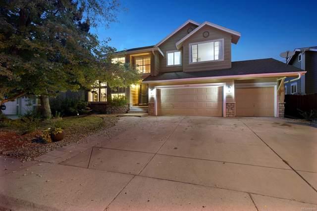 19159 E Creekside Drive, Parker, CO 80134 (#4178825) :: The Peak Properties Group
