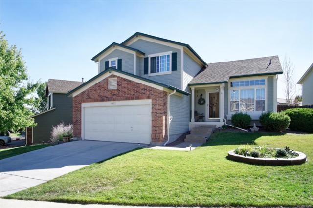 11032 Cannonade Lane, Parker, CO 80138 (#4179089) :: The City and Mountains Group