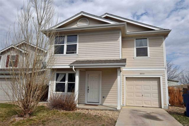 10713 Butte Drive, Longmont, CO 80504 (#4179208) :: The Heyl Group at Keller Williams