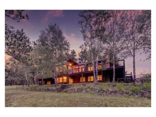 22398 Blue Jay Road, Morrison, CO 80465 (MLS #4179272) :: 8z Real Estate