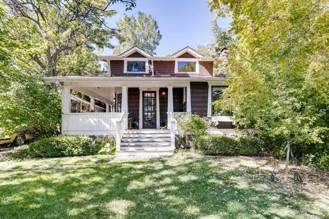 2741 4th Street, Boulder, CO 80304 (MLS #4179403) :: 8z Real Estate