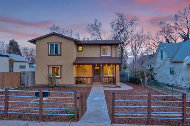 917 E Costilla Street, Colorado Springs, CO 80903 (MLS #4179543) :: 8z Real Estate