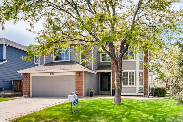 8903 Edgewood Street, Highlands Ranch, CO 80130 (#4180025) :: Colorado Home Finder Realty