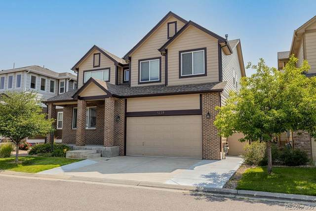 1228 S Valentia Court, Denver, CO 80247 (MLS #4180160) :: Find Colorado Real Estate
