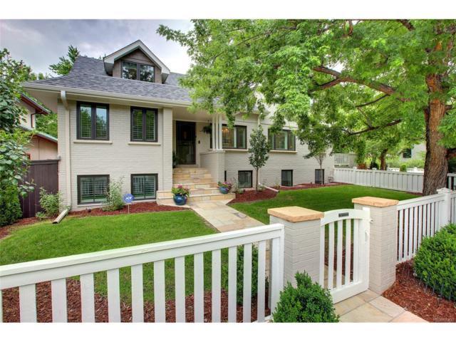 303 Vine Street, Denver, CO 80206 (MLS #4180294) :: 8z Real Estate