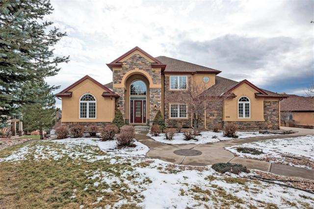 8394 Gopher Court, Parker, CO 80134 (#4180723) :: The DeGrood Team