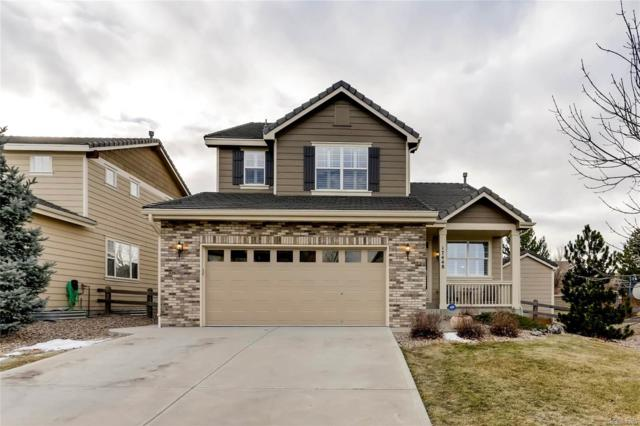 17448 E Fair Place, Aurora, CO 80016 (#4180955) :: The Peak Properties Group