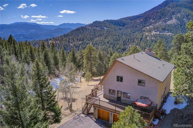 101 S Ponderosa Way, Evergreen, CO 80439 (#4181185) :: Arnie Stein Team | RE/MAX Masters Millennium