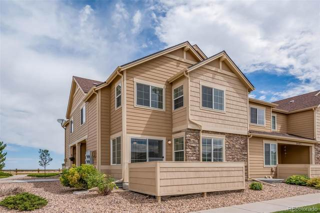 2445 Cutters Circle #106, Castle Rock, CO 80108 (#4181446) :: Peak Properties Group