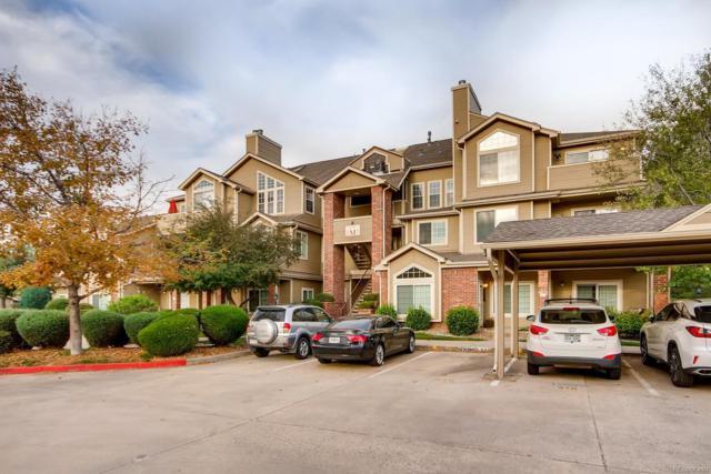 4760 S Wadsworth Boulevard M302, Littleton, CO 80123 (#4181704) :: The Heyl Group at Keller Williams