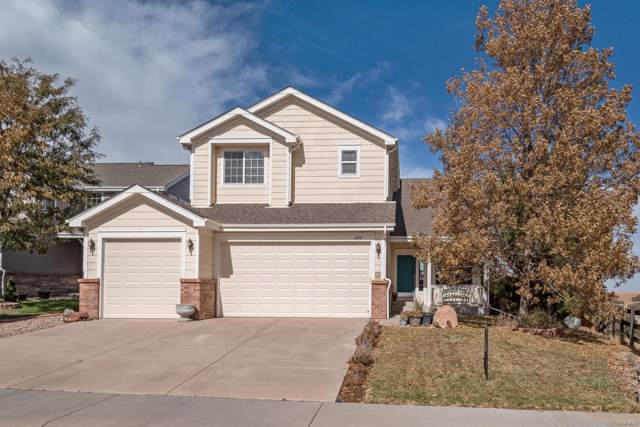 1659 Peridot Court, Castle Rock, CO 80108 (#4181953) :: Mile High Luxury Real Estate