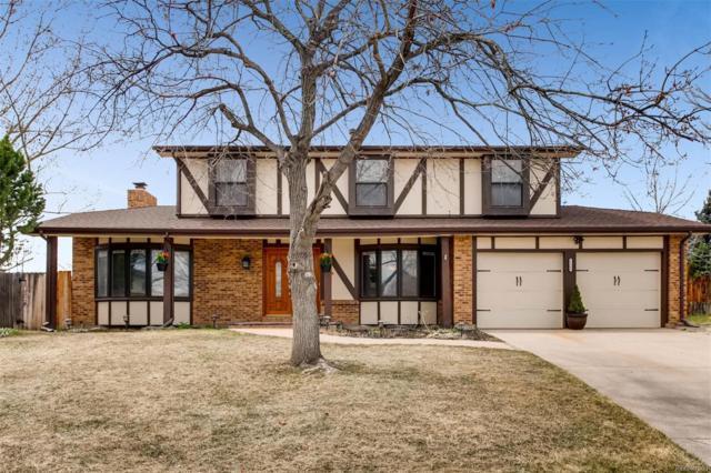 11582 W Berry Avenue, Littleton, CO 80127 (#4181966) :: The Peak Properties Group