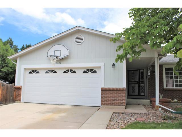 4842 S Johnson Street, Denver, CO 80123 (MLS #4182005) :: 8z Real Estate