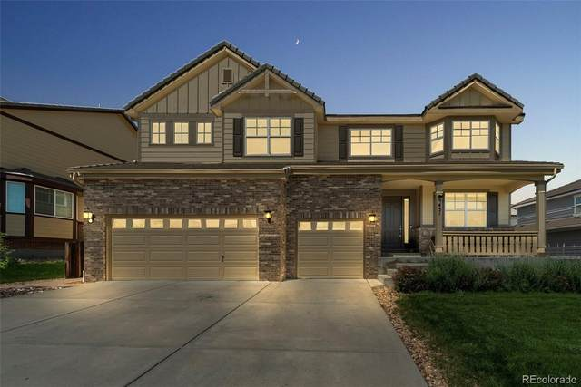 6451 S Kellerman Way, Aurora, CO 80016 (MLS #4182231) :: Keller Williams Realty