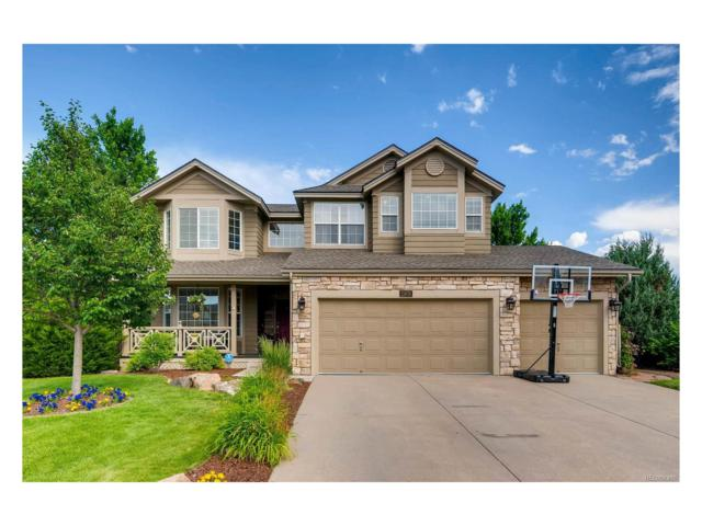 21874 Unbridled Avenue, Parker, CO 80138 (MLS #4182539) :: 8z Real Estate