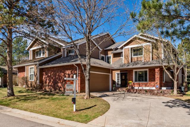 15 Pinyon Pine Road, Littleton, CO 80127 (#4183098) :: Compass Colorado Realty