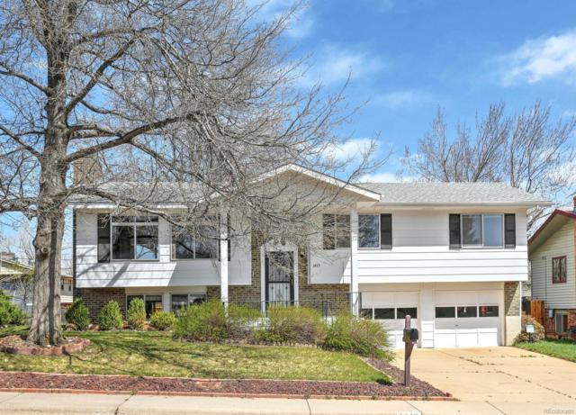 1415 Kendall Drive, Boulder, CO 80305 (#4183292) :: Wisdom Real Estate