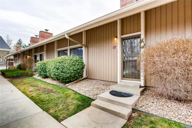 6495 E Happy Canyon Road #17, Denver, CO 80227 (#4183776) :: My Home Team