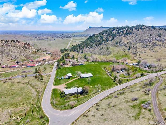 5585 Pine Ridge Road, Golden, CO 80403 (#4183820) :: The HomeSmiths Team - Keller Williams