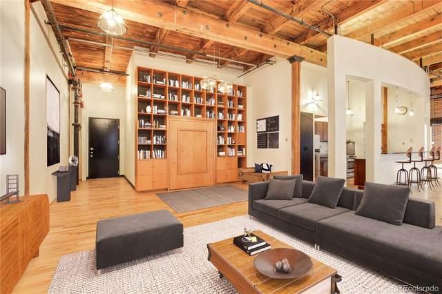 1450 Wynkoop Street 3H, Denver, CO 80202 (MLS #4183826) :: Wheelhouse Realty