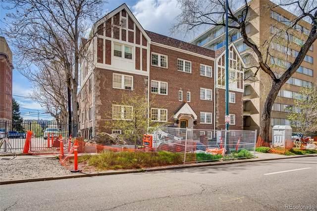 963 N Logan Street #11, Denver, CO 80203 (#4183921) :: Mile High Luxury Real Estate