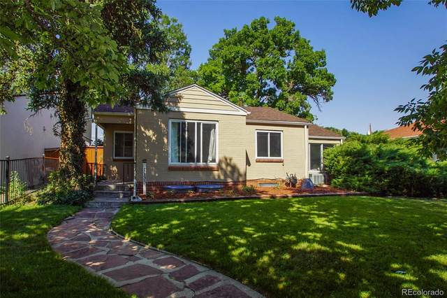 1135 S Garfield Street, Denver, CO 80210 (#4184136) :: The DeGrood Team