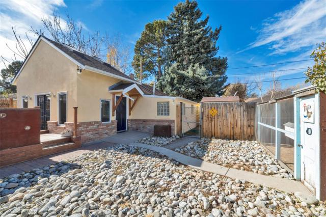 2919 Cherry Street, Denver, CO 80207 (#4184478) :: My Home Team